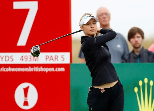 Golf: Petr stays up all night watching Nelly complete Korda Aussie Slam