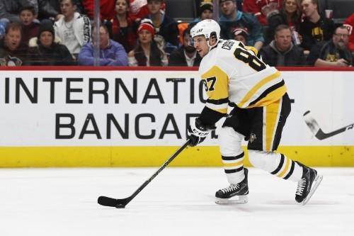 NHL roundup: Crosby's OT goal lifts Penguins