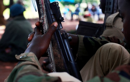 United Nations sees increase in child soldiers recruited in South Sudan