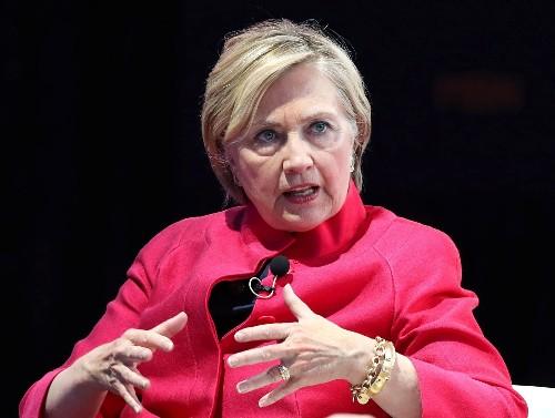 Hillary Clinton calls Trump's North Korea threats 'dangerous' and 'short-sighted'