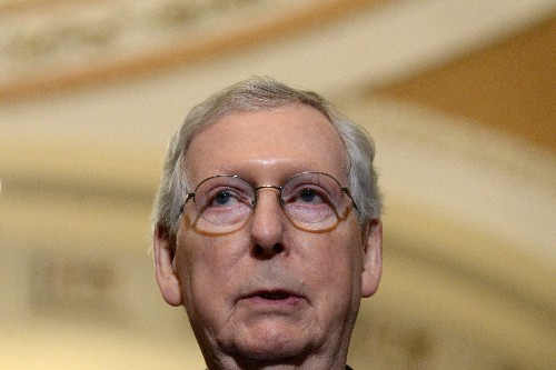 Republicans block U.S. Senate Democrats' move on making Mueller report public