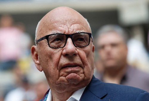 Rupert Murdoch recovering after suffering from pneumonia: CNN