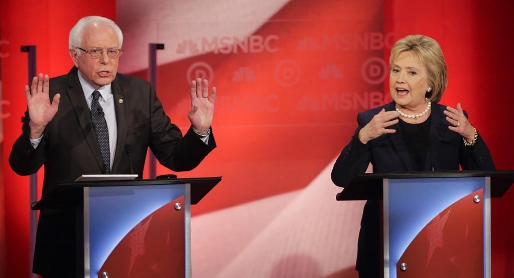 Clinton accuses Sanders of 'very artful smear'
