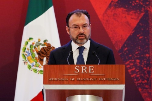Mexico again says there is 'no way' it will pay for Trump wall
