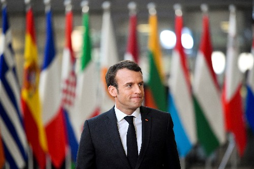 French Senate refers Macron aides to prosecutors over investigation into bodyguard