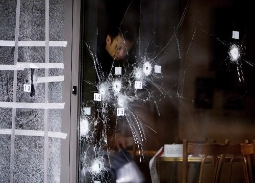 Shootings in Copenhagen: In Pictures
