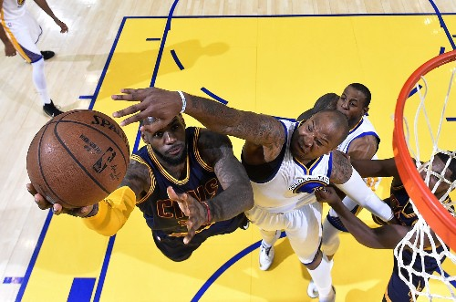 Cavs Win, Tie Series at 1-1: Pictures