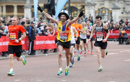 London Marathon fundraising to cross 1 billion pound mark
