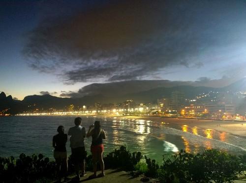 Rio After Dark: A Photo Gallery