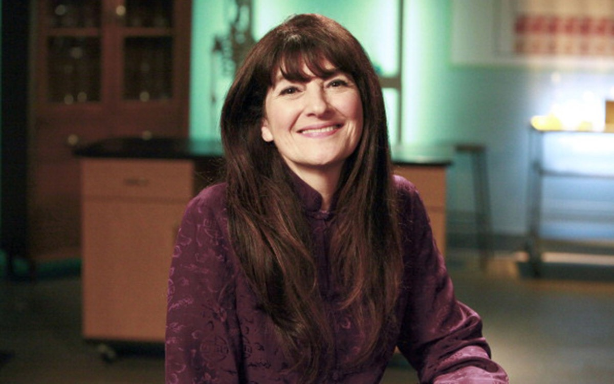 On the Red Couch with Food Writer Ruth Reichl