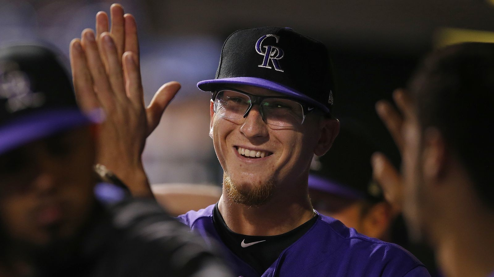 The Colorado Rockies are real good and Jeff Hoffman is the real deal