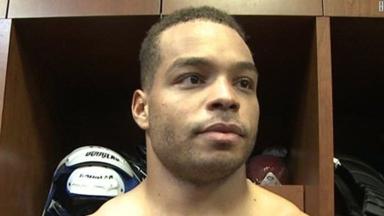 Colts linebacker charged with rape