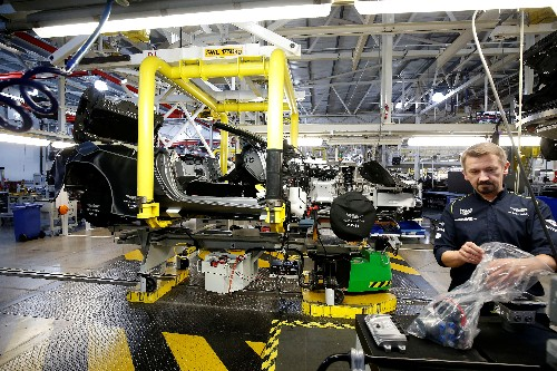 Remain or leave? Carmakers confront hard Brexit choices