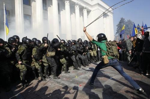 Turmoil in Ukraine
