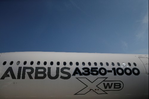Airbus to sell 17 A350s to Taiwan's StarLux