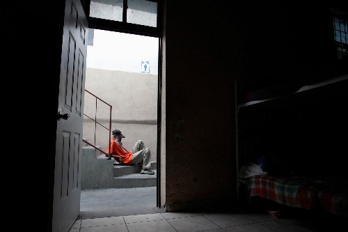 Mexican Federal Police accused of harassment at migrant shelter, latest in a series