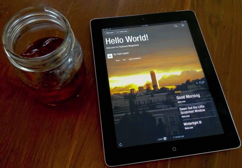 Welcome to the Flipboard Magazines Blog