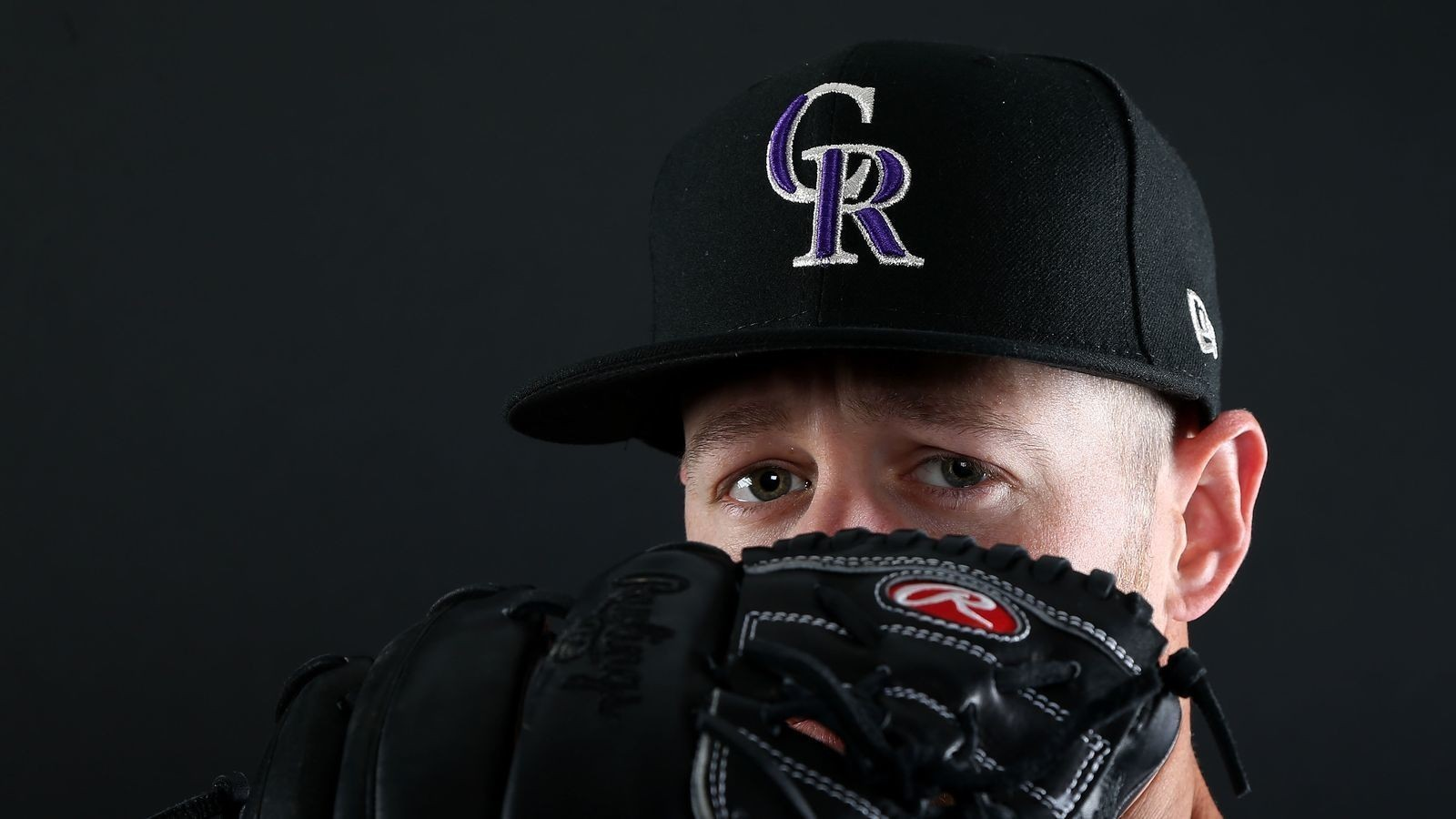 Rockies reliever Scott Oberg is two pitchers