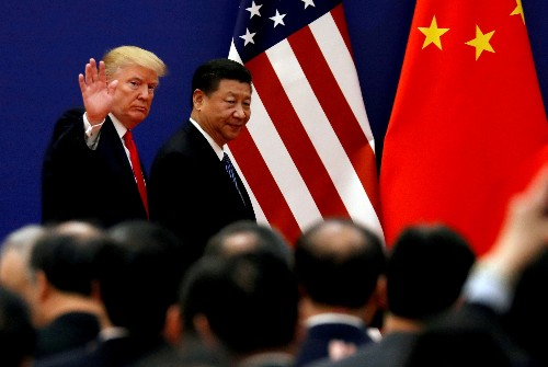 World faces 'clear and present danger' from trade war esclation
