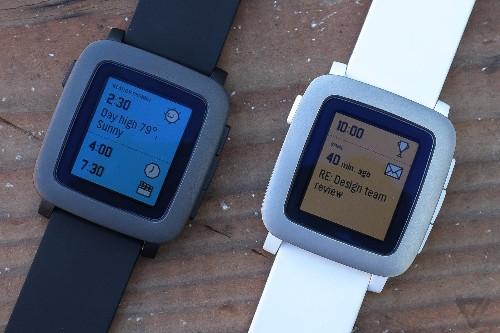 Pebble Time raises $1 million on Kickstarter in just over half an hour