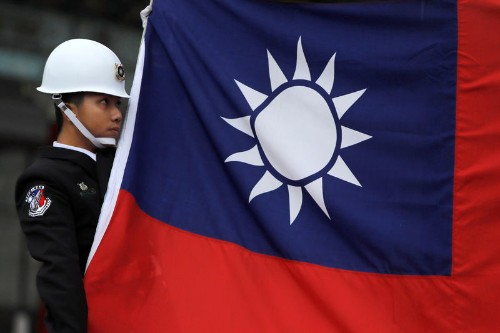 China says will freeze out U.S. companies that sell Taiwan arms