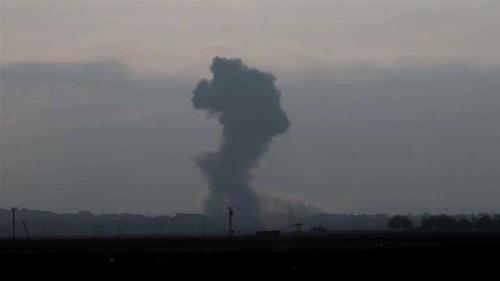 US-led air strikes on Syria ISIL targets 'kill 1,600'