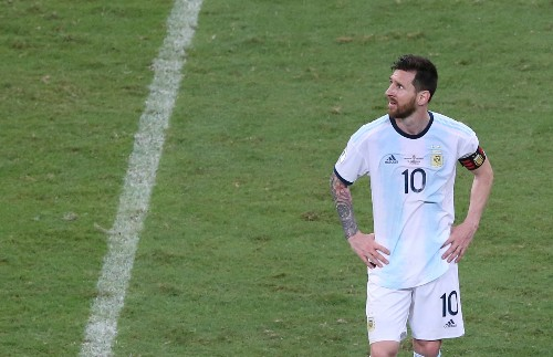 Loss to Colombia highlights scale of Messi's task to win Copa