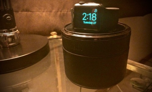 Gorgeous Apple Watch stand may be more than you need