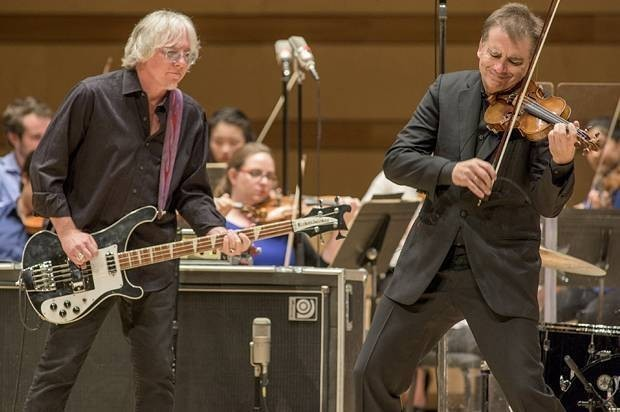 Mike Mills' classical rock: Life after R.E.M. includes a new violin concerto bringing orchestra crowds to their feet | Salon.com