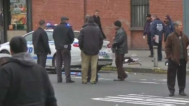 NYC cop killer had criminal record, police say