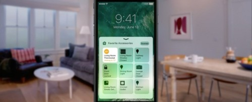 How to Access Your Smart Home from Control Center