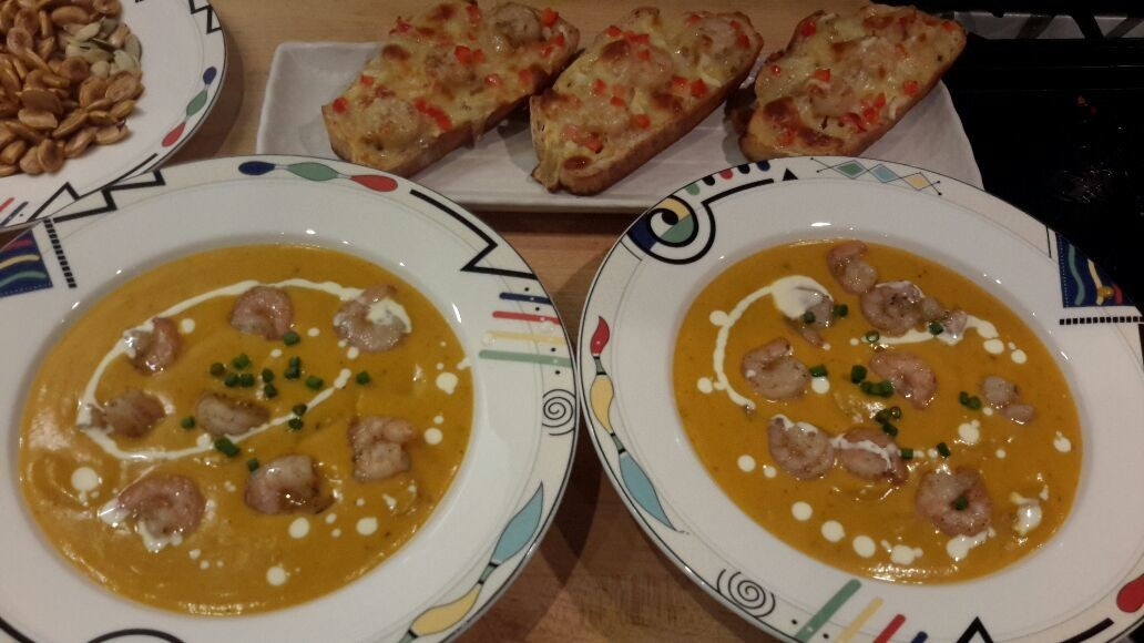 Pumpkin Soup & co.