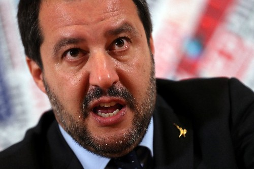 Italy's Salvini wants to work with France to capture 'assassins' hiding there