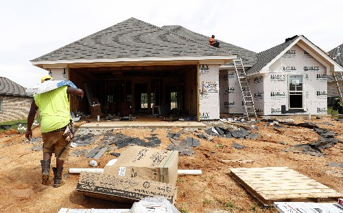 US home building fell 4% in July, slowing housing market