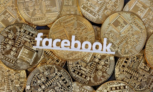 U.S. lawmaker calls for Facebook to pause cryptocurrency project
