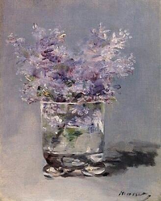 """viola 🌸 """"Violets"""" 🌸 Manet"""