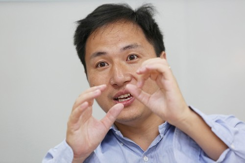 Chinese scientist who gene-edited babies fired by university