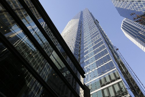 New crack found at San Francisco's sinking Millennium Tower