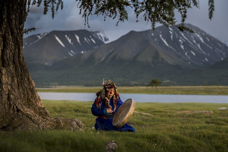 Mongolia's lost secrets in pictures: the last Tuvan shaman
