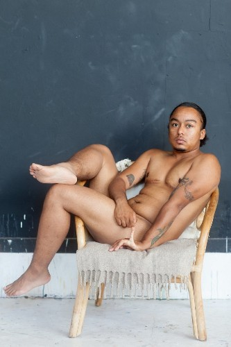 Raw Photo Series Asks People To Take Off Their Clothes And Discuss Self-Love