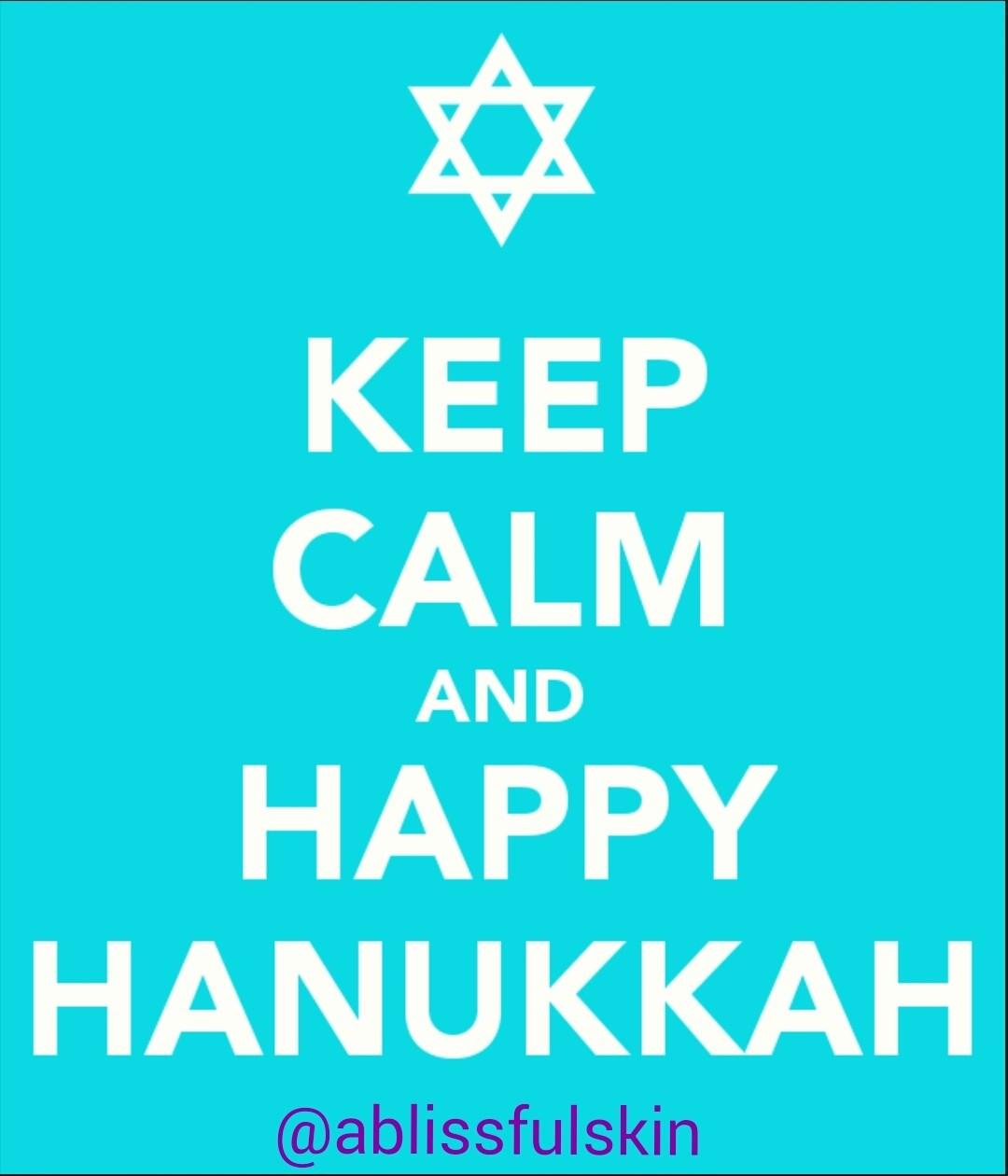 Happy Hanukkah friends! Follow @ablissfulskin #happyhanukkah #love #friends #westlakevillage #brows #facials #skincare