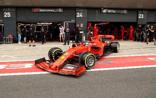 Motor racing: Vettel struggling to get the right feel for his Ferrari