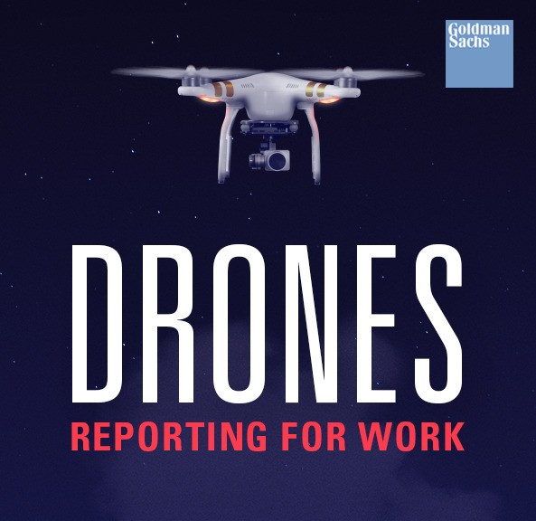 Infographic – Drones: Reporting for Work
