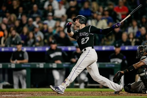MLB roundup: Story walk-off leads Rockies past Orioles