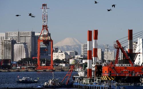 Japan's exports slump again on weak external demand, puts BOJ on notice