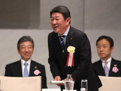 Japan econmin Motegi says to meet USTR Lighthizer this week
