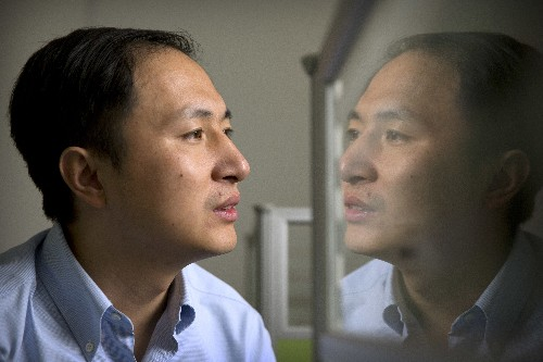Chinese researcher claims first gene-edited babies