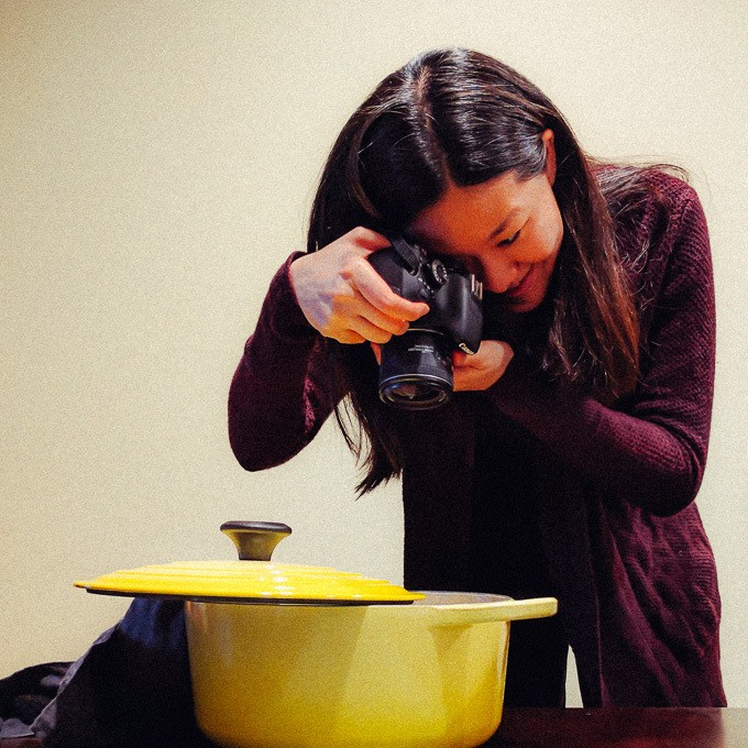 Spotlight: Julia, Blogger at Savory Tooth