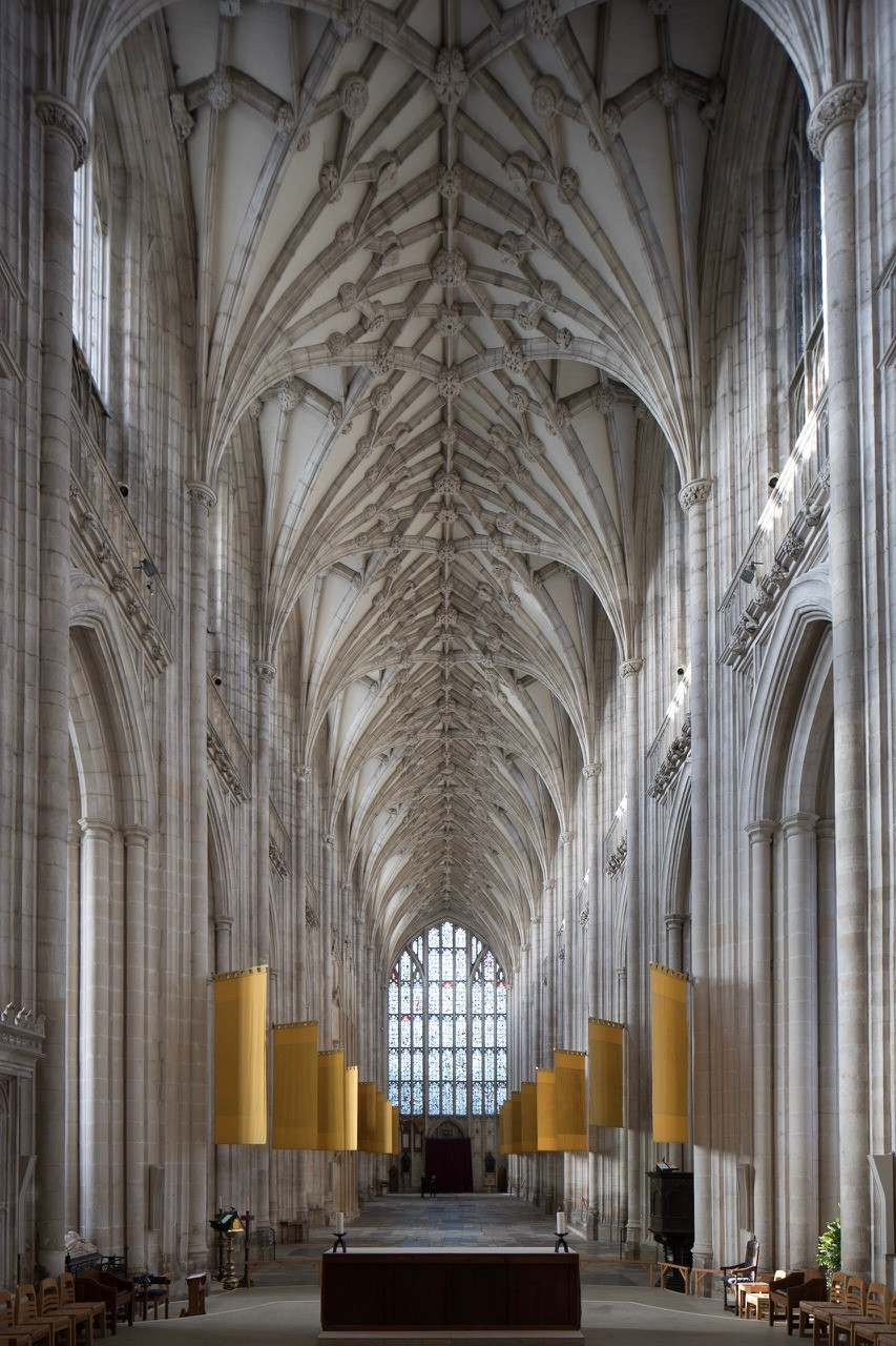 Winchester Cathedral UK - follow me on Insta: @fotofacade