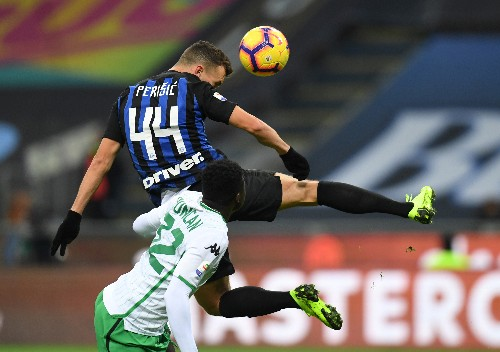 Soccer: Inter draw a blank as Sassuolo curse continues